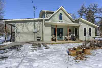 Spearfish Single Family Home Uc-Contingency-Take Bkups: 430 W Kansas