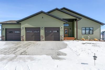 Spearfish Single Family Home For Sale: 8118 Luke