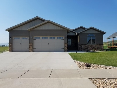Spearfish Single Family Home For Sale: 8111 Brooks