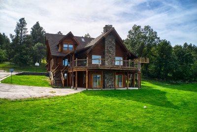 Belle Fourche, Spearfish Single Family Home For Sale: 6515 Pendo Road