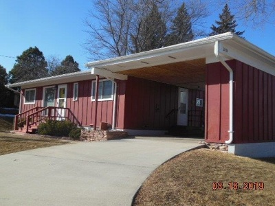 Hot Springs Single Family Home Financing Contingency: 2001 Wilson