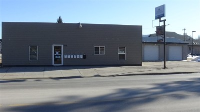 Butte County, Lawrence County, Meade County Commercial For Sale: 928 Lazelle