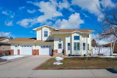 Spearfish Single Family Home Uc-Contingency-Take Bkups: 610 Englewood Court