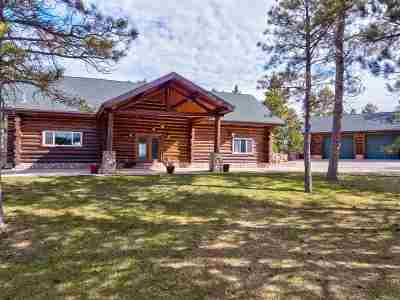 Spearfish Single Family Home For Sale: 706 Elk Run