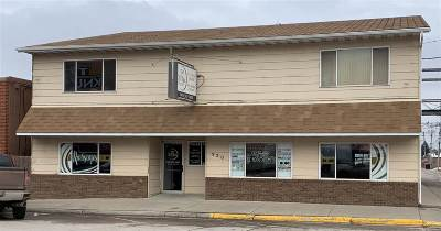 Butte County, Lawrence County, Meade County Commercial For Sale: 920 1st