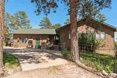 Rapid City Single Family Home For Sale: 8320 Miracle