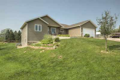 Spearfish Single Family Home Uc-Contingency-Take Bkups: 1917 Mineral