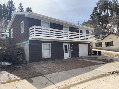 Deadwood, Deadwood/central City, Lead Single Family Home Uc-Contingency-Take Bkups: 89 Stewart