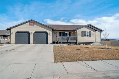 Sturgis Single Family Home For Sale: 2363 Palisades