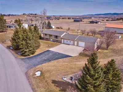 Spearfish Single Family Home For Sale: 2040 Meadow