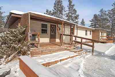 Sturgis Single Family Home Uc-Contingency-Take Bkups: 12298 Rost