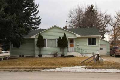 Sturgis Single Family Home Uc-Contingency-Take Bkups: 1547 Cedar