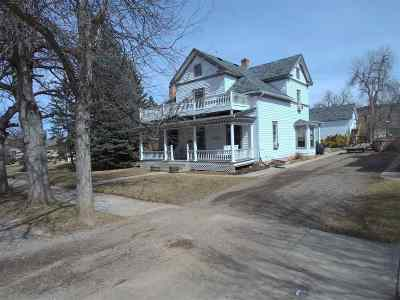 Spearfish Single Family Home For Sale: 1230 N 5th