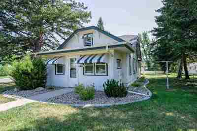 Spearfish Single Family Home Under Contract-Dont Show: 1444 N 3rd