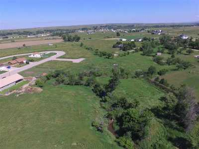 Belle Fourche Residential Lots & Land Under Contract-Dont Show: Willow Creek