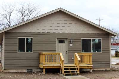 Belle Fourche Single Family Home Uc-Contingency-Take Bkups: 1102 Elkhorn