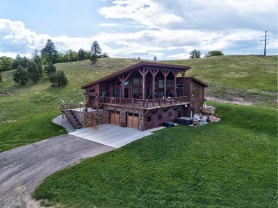Spearfish Single Family Home For Sale: 1510 Burkard