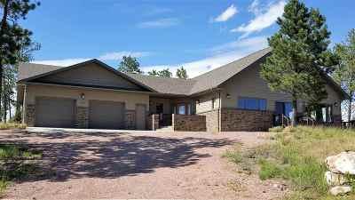Hot Springs Single Family Home For Sale: 525 Meadowlark