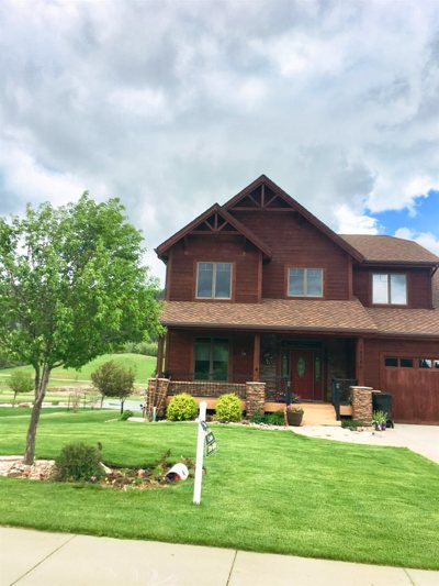 Sturgis Single Family Home For Sale: 12246 Stagecoach Trail