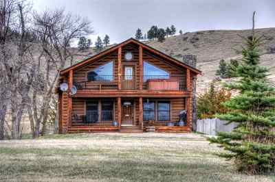 Sturgis Single Family Home For Sale: 3961 Alder Place