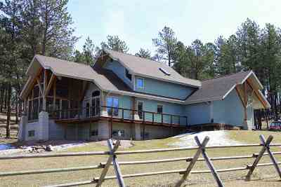 Custer SD Single Family Home Sale Of Prop Contingency: $557,900