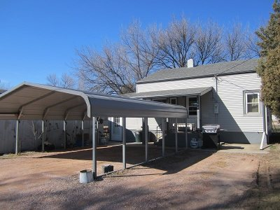Hot Springs Single Family Home Uc-Contingency-Take Bkups: 1449 Canton