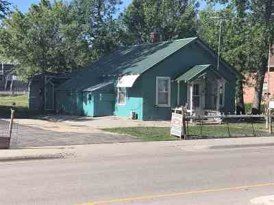 Sturgis SD Single Family Home For Sale: $89,000