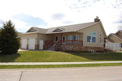 Spearfish Single Family Home For Sale: 2315 5th