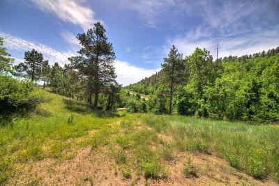 Spearfish Residential Lots & Land Uc-Contingency-Take Bkups: Lot 11 Woodland Drive