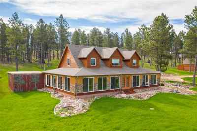Custer Single Family Home For Sale: 11407 Pass Creek