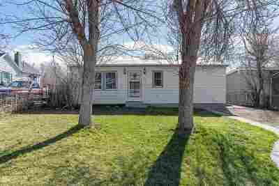 Rapid City Single Family Home Uc-Contingency-Take Bkups: 932 Lemmon