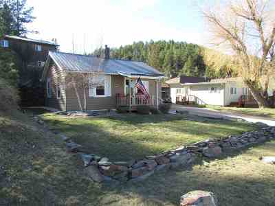 Hill City Single Family Home Uc-Contingency-Take Bkups: 329 Pine