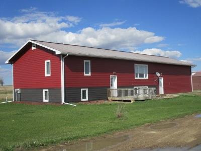 Newell Single Family Home Financing Contingency: 18295 Winkler Rd