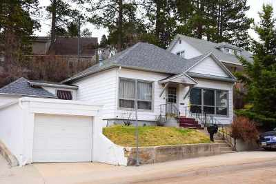 Deadwood, Deadwood/central City, Lead Single Family Home For Sale: 112 S Main Street