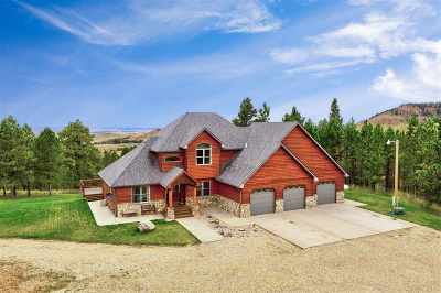 Spearfish Single Family Home For Sale: 2230 Lookout Vista