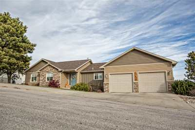 Rapid City Single Family Home For Sale: 3918 City View