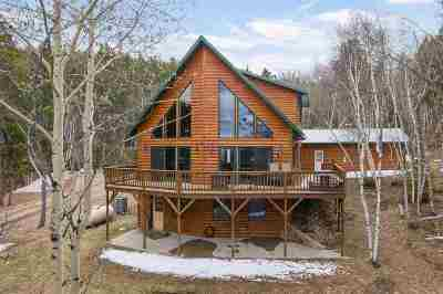 Deadwood, Lead Single Family Home For Sale: 11545 Magpie