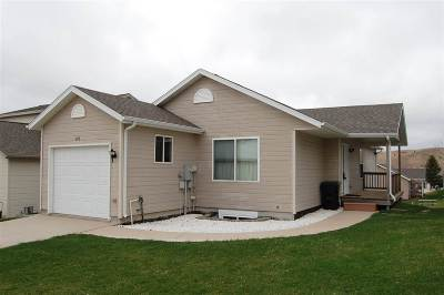 Spearfish SD Single Family Home Uc-Contingency-Take Bkups: $207,000
