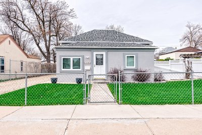 Belle Fourche Single Family Home Uc-Contingency-Take Bkups: 310 9th