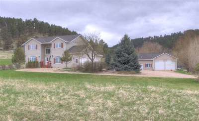 Spearfish Single Family Home Under Contract-Dont Show: 1645 Hillside