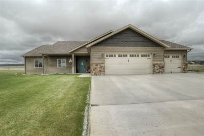 Spearfish Single Family Home For Sale: 3645 Westview Dr