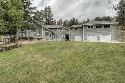 Custer Single Family Home Uc-Contingency-Take Bkups: 12175 White Horse