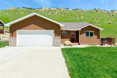 Deadwood Single Family Home For Sale: 774 Stage Run