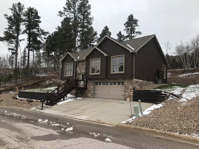 Lead Single Family Home For Sale: 323 Mountain View Drive