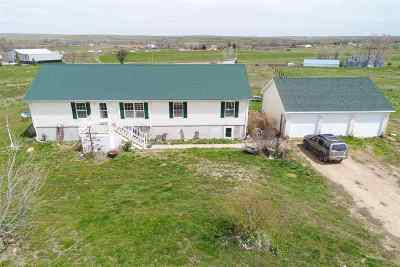 Belle Fourche Single Family Home Sale Of Prop Contingency: 11312 Rock Ridge