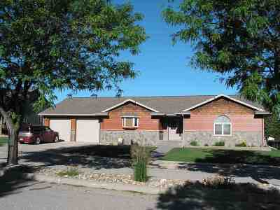 Spearfish Single Family Home For Sale: 505 Aspen