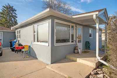 Rapid City Single Family Home Uc-Contingency-Take Bkups: 3508 Jackson