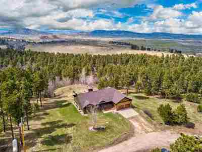 Spearfish Single Family Home For Sale: 2610 Wrangler