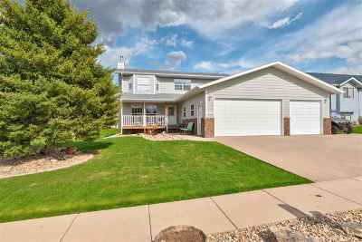 Spearfish Single Family Home For Sale: 502 Wildwood