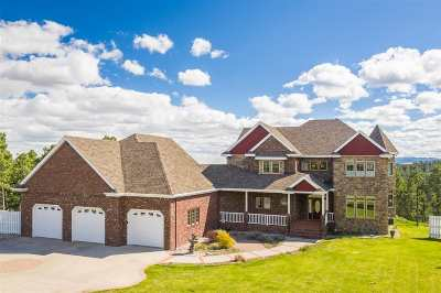 Rapid City Single Family Home For Sale: 13821 Clydesdale